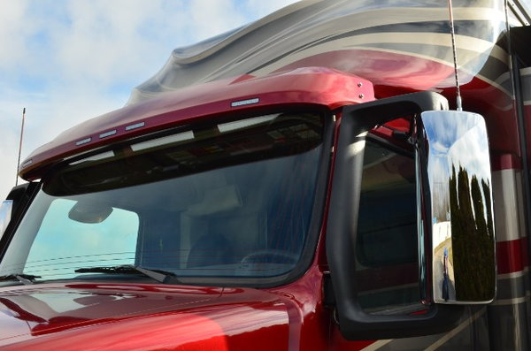 2018 Haulmark 45BH Status Super C Class Motorcoach - 45' Bun  for Sale $449,900