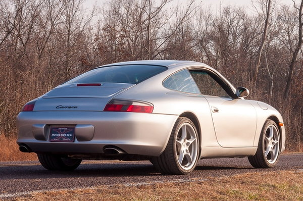 2004 Porsche 911  for Sale $28,900