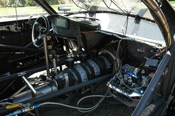 '68 Camaro Pro-Mod, Nitrous Configuration; 815 cubic inch Ch  for Sale $125,000