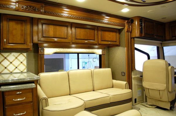 2012 Monaco Dynasty – Your Deluxe Residence on Wheels