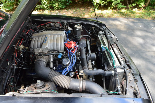 1987 Ford Mustang GT  for Sale $8,000
