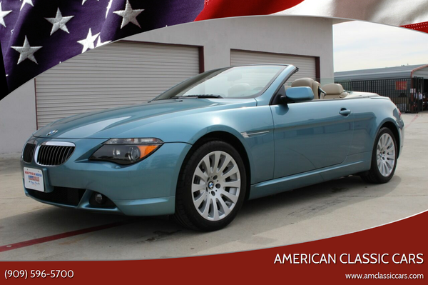 2004 BMW 6 Series 645Ci 2dr Convertible  for Sale $17,900