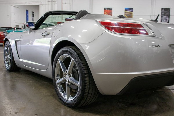 2007 Saturn Sky  for Sale $13,900