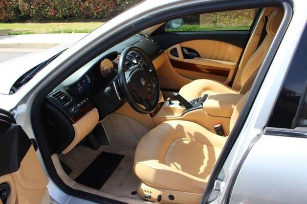 2006 Maserati Quattroporte Executive GT 4dr Sedan  for Sale $19,900