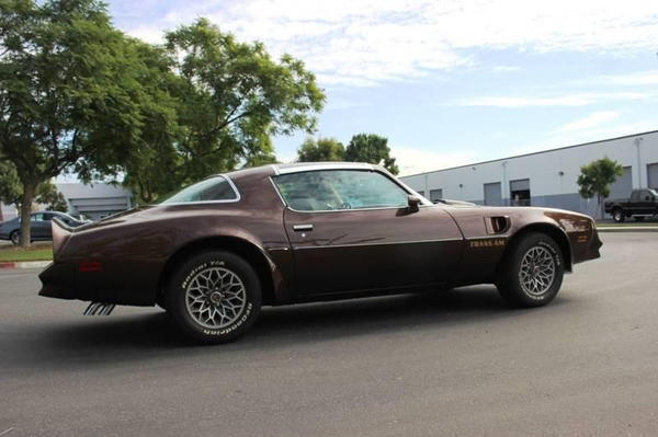 1977 Pontiac Firebird Trans Am  for Sale $33,900