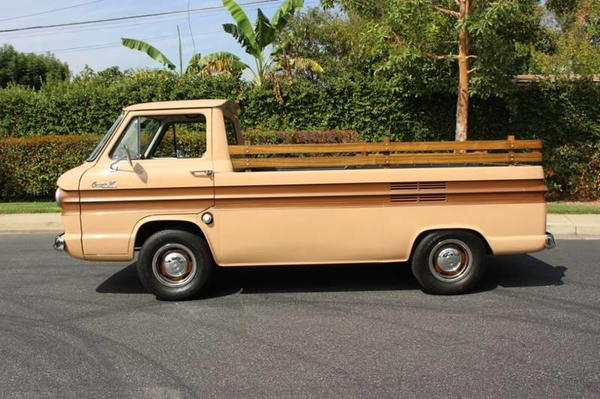 1964 Chevrolet Corvair Ramp Side  for Sale $22,900