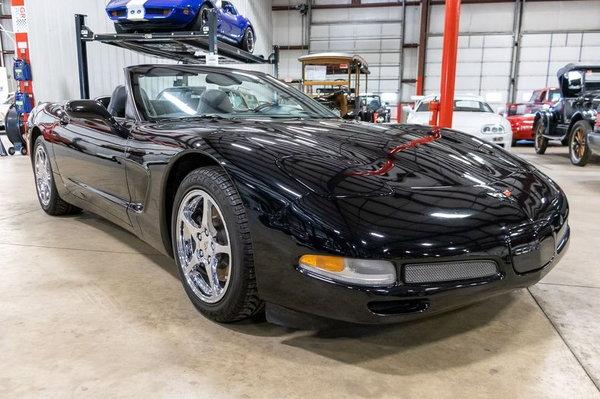 2001 Chevrolet Corvette  for Sale $18,900
