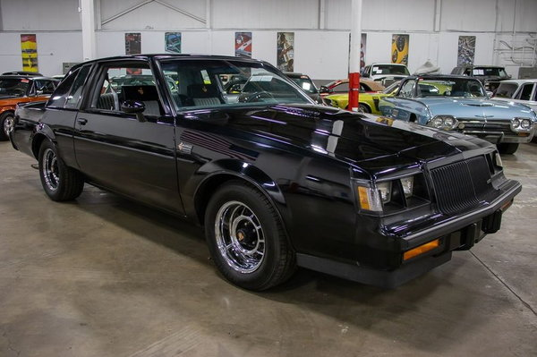 1987 Buick Grand National  for Sale $32,900