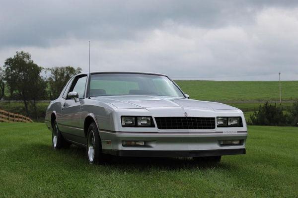 1985 Chevrolet Monte Carlo  for Sale $24,900