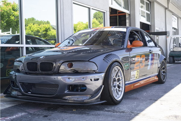 BMW E46 M3 >> 2003 Bmw E46 M3 Gts 3 Race Car For Sale In Mountain View Ca Price 55 000