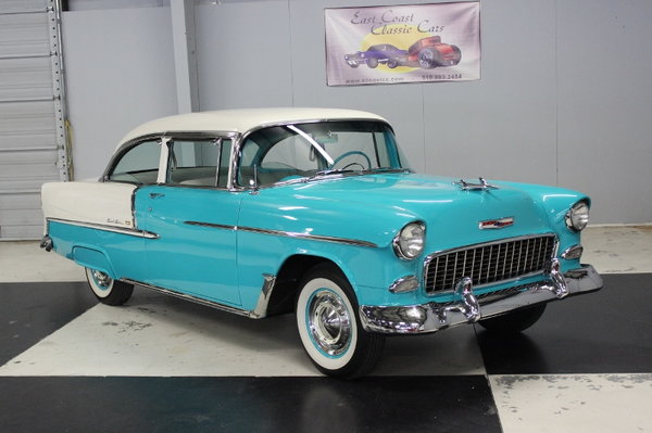 1955 Chevrolet Bel Air  for Sale $33,000