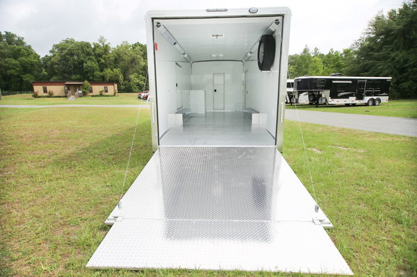 24 Foot Rolling Garage with Living Quarters  for Sale $77,990