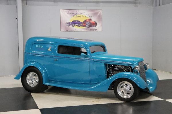 1934 Chevrolet Sedan Delivery  for Sale $43,500