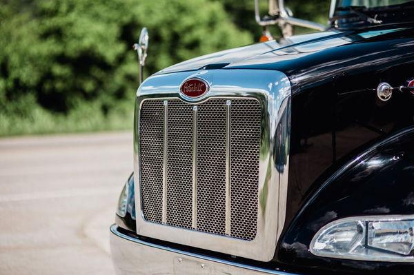 2018 PETERBILT 337 HAULER TRUCK WITH SLEEPER  for Sale $87,500