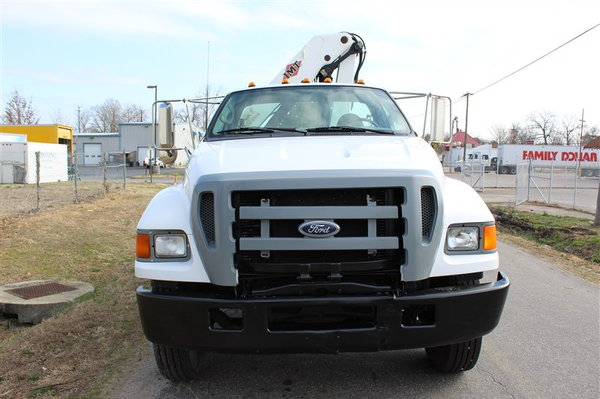 2006 Ford F-750 Super Duty XL CAT Diesel Work Truck  for Sale $18,995