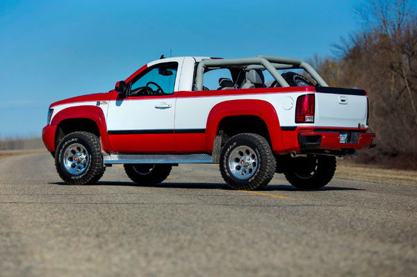 Hand Built K5 Blazer SEMA Featured Vehicle for sale in MacGregor, MB,  Price: $50,000