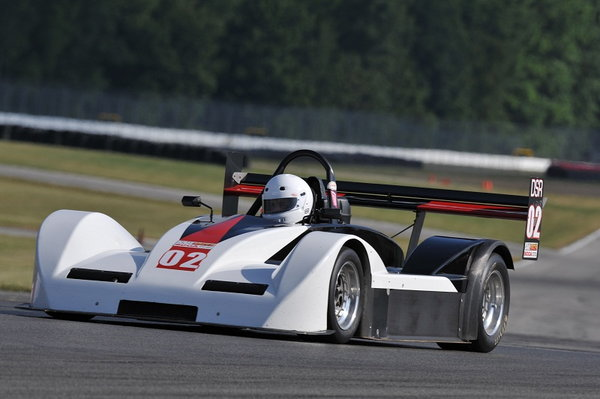 Staudacher SO4 DSR/SCCA P2 With Trailer