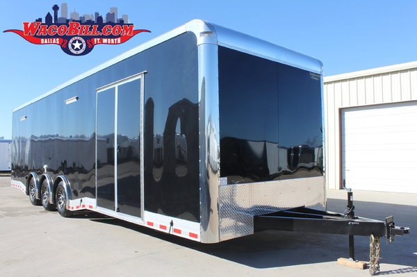 Race Trailer 24' 32'ft. Sale Now Through Dec 31st.