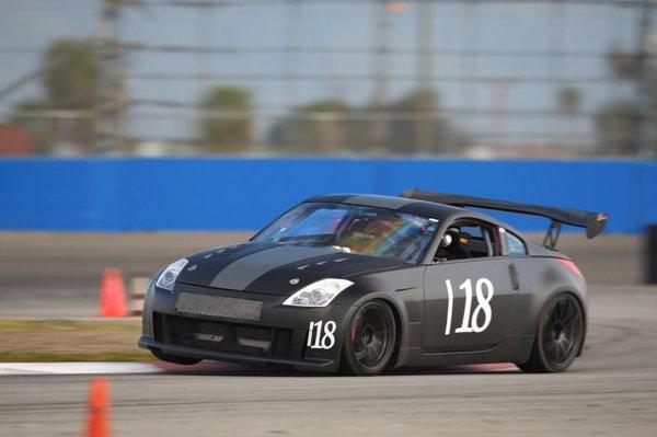 Full Race 350z  for Sale $16,800