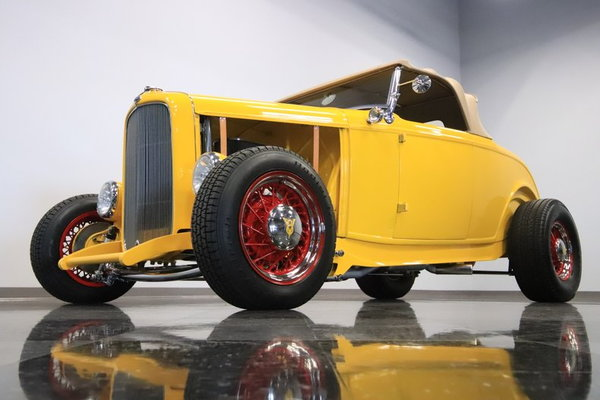 1932 Ford Highboy Roadster  for Sale $59,995