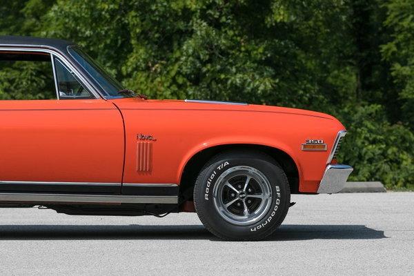 1970 Chevrolet Nova SS  for Sale $36,995