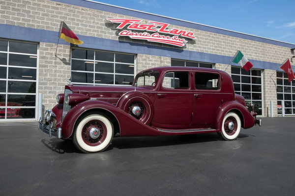 1935 Packard Eight Club Sedan for sale in St  Charles, MO, Price: $54,995
