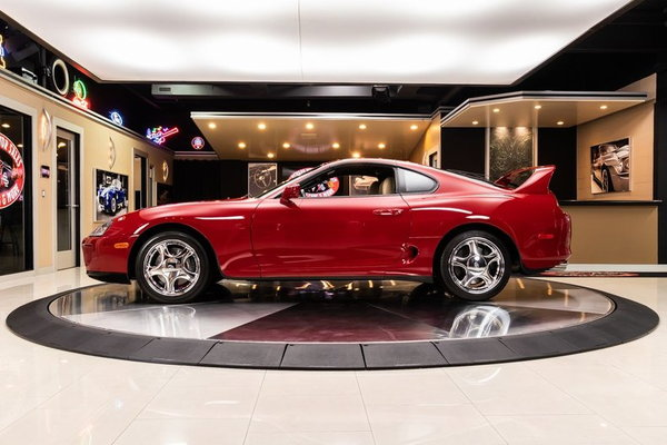 1994 Toyota Supra Twin Turbo  for Sale $129,900