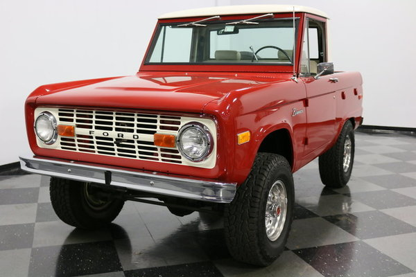 1972 Ford Bronco  for Sale $44,995