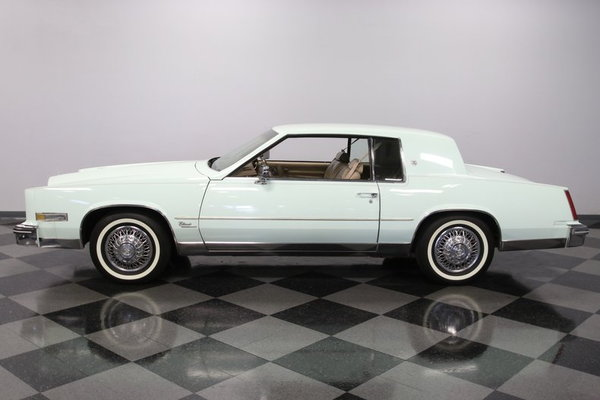 1980 Cadillac Eldorado for sale in Concord, North Carolina, Price: $18,995