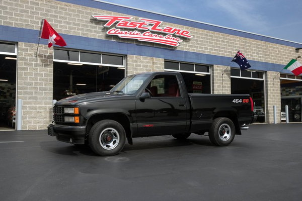 1990 Chevrolet 454 Ss Pickup For Sale In St Charles Mo Price 22 995