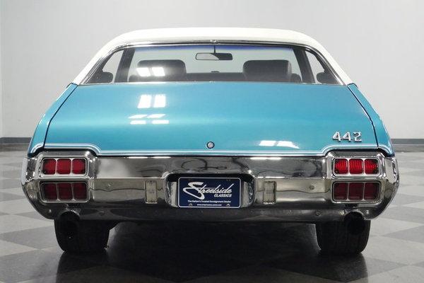 1972 Oldsmobile Cutlass S 442  for Sale $38,995