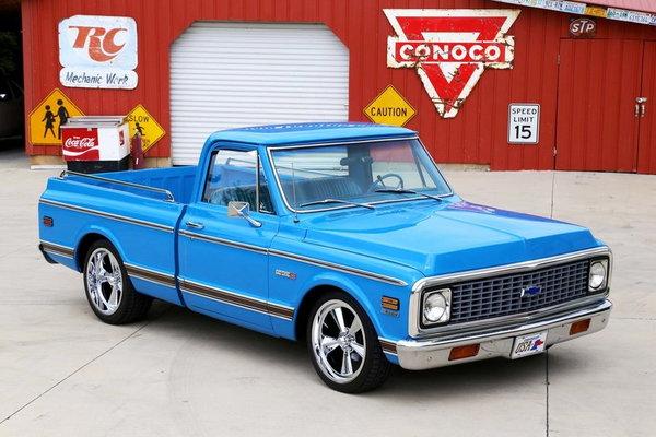 1972 Chevrolet C10 Cheyenne  for Sale $35,995