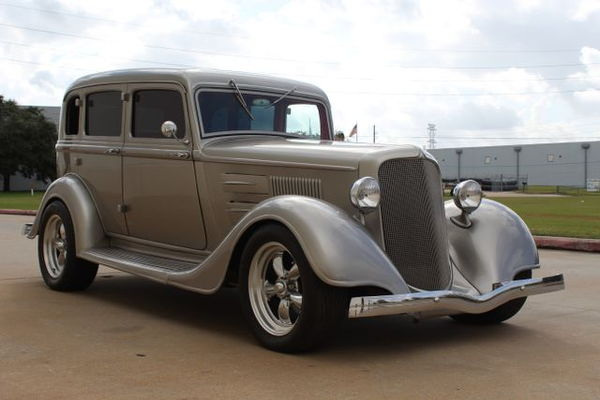 1934 Plymouth PE  for Sale $52,000