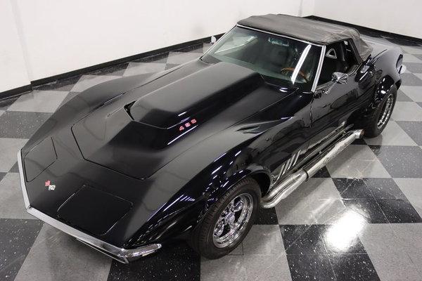 1968 Chevrolet Corvette Resto-Mod  for Sale $78,995