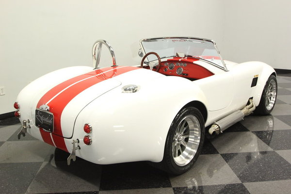 1965 Shelby Cobra Backdraft Racing  for Sale $59,995