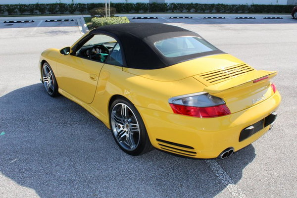 2004 Porsche 911 Turbo  for Sale $69,500