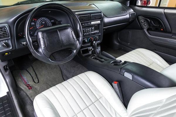 1997 Chevrolet Camaro SS 30th Anniversary SLP  for Sale $29,900
