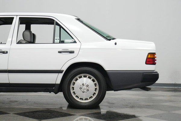 1987 Mercedes-Benz 300D Turbo Diesel  for Sale $8,995