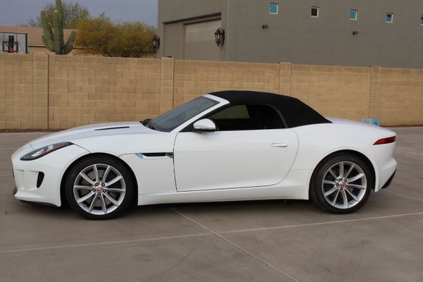 2016 jaguar-f-type convertible 36000 mi sell trade  for Sale $36,000