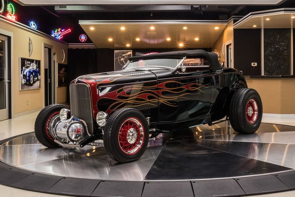 1932 Ford Roadster Street Rod  for Sale $49,900