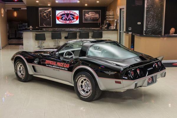 1978 Chevrolet Corvette Pace Car  for Sale $49,900