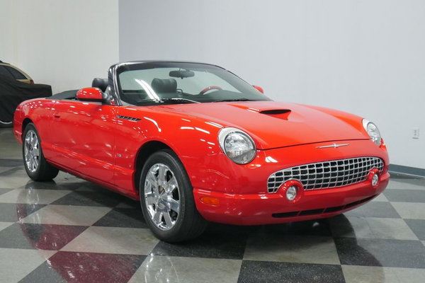 2003 Ford Thunderbird  for Sale $24,995
