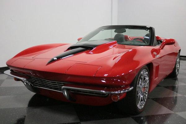 2008 Chevrolet Corvette Karl Kustom Convertible  for Sale $114,995