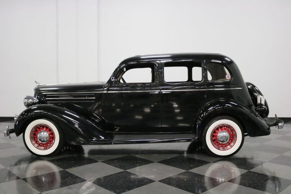 1935 Dodge DU 4 Door Sedan  for Sale $21,995