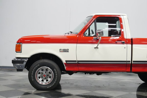 1987 Ford F-150 XLT Lariat 4X4  for Sale $17,995