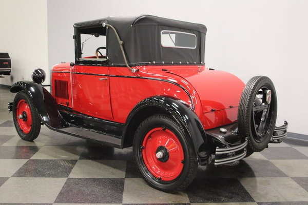 1928 Chevrolet Series AB Sport Cabriolet  for Sale $19,995