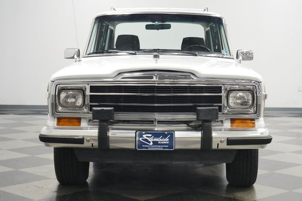 1989 Jeep Grand Wagoneer  for Sale $38,995