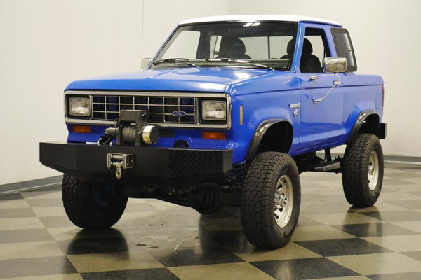1984 Ford Bronco II  for Sale $42,995