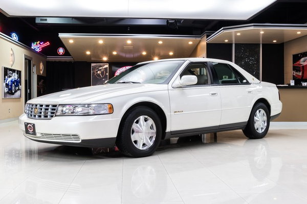 2001 Cadillac Seville  for Sale $19,900