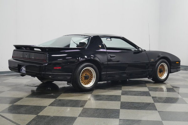 1989 Pontiac Firebird Trans Am GTA  for Sale $21,995